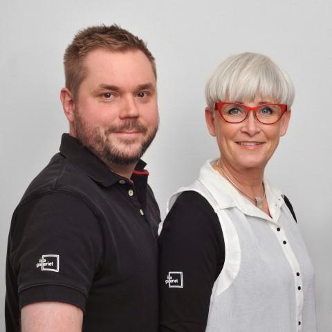 Mattias Persson, Eva Lindh Holmgren